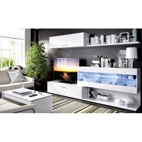 Furniture Salon In Two Colors To Choose With Led