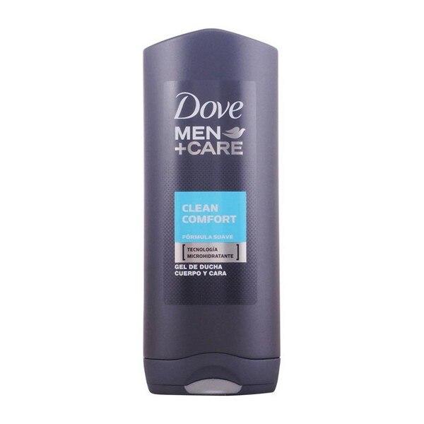 Shower Gel Men Clean Confort Dove (400 Ml)