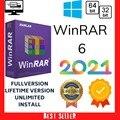 WinRAR 6 Pro официальная для Windows 64/32 бит последняя 2021 версия 100% Срок годности лицензии