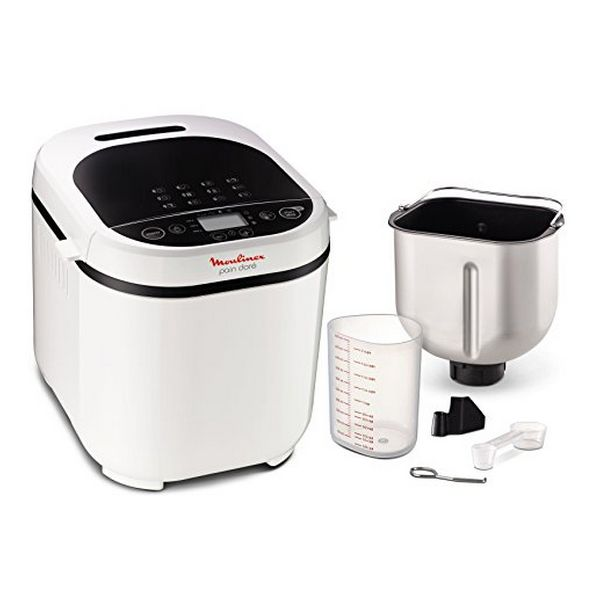 Bread Maker Moulinex Pain Doré OW2101 650W
