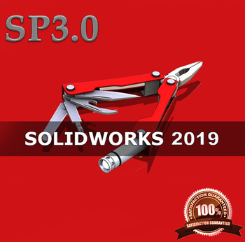 Solidworks Premium 2019 SP3.0 ✅ - Full Version  - Instant Delivery !!