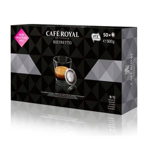 RISTRETTO Cafe Royal®For NESPRESSO PRO®50 capsules