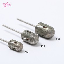BNG Nail Drill Bit Diamond Foot Callus Cuticle Clean Cutter 3/32 Rotary Burr Bits For Manicure Accessories Milling