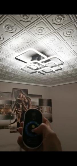 Luzes de teto Moderno Lustre Lustre