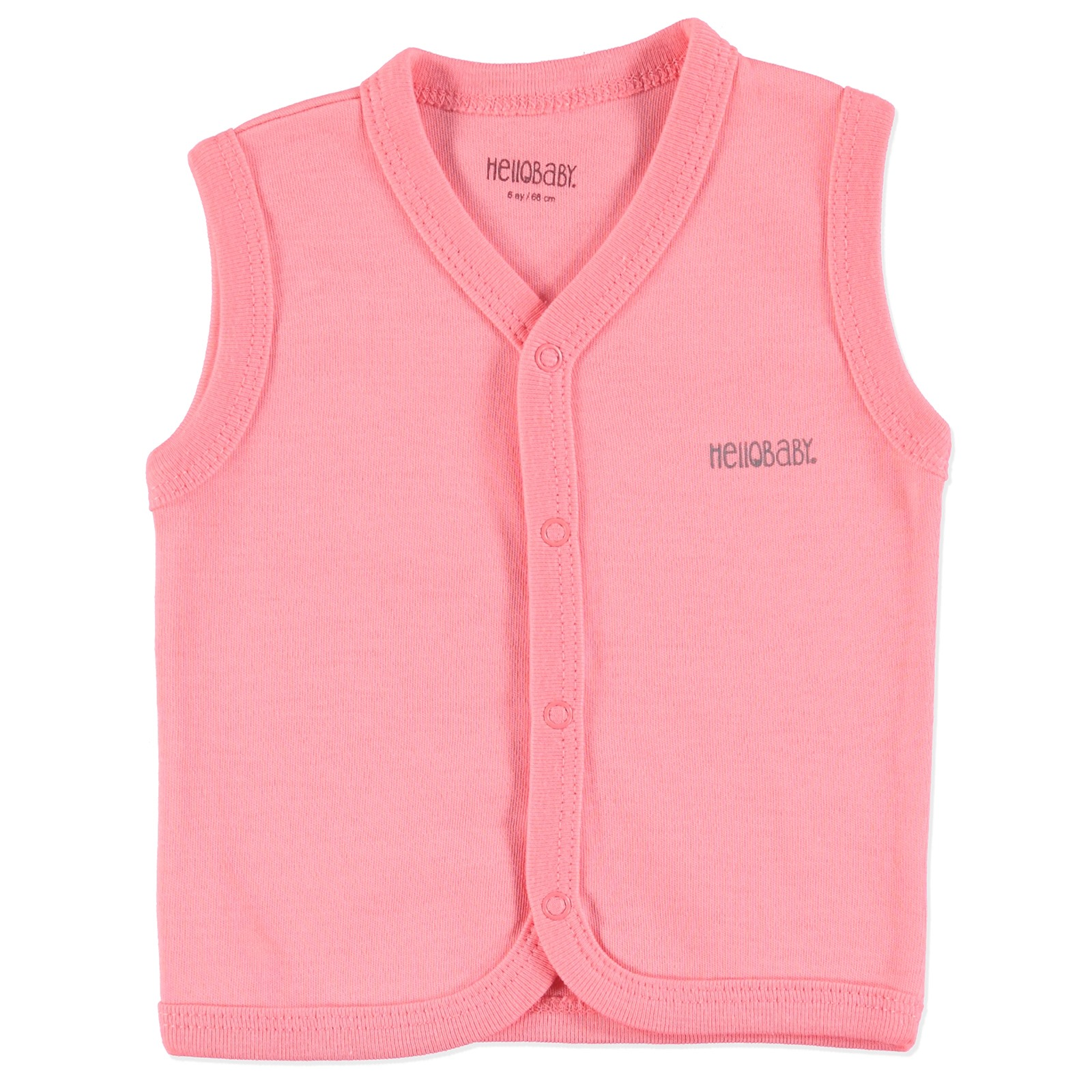 Ebebek HelloBaby Basic Sleeveless Baby Vest