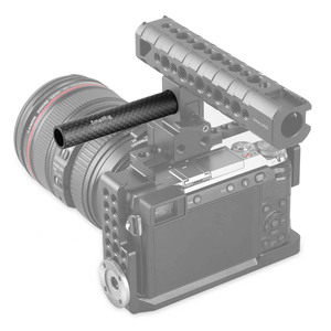 Image 3 - SmallRig 15mm Carbon Fiber Rod 4 inch Long for 15mm Rod Light Weight Support System DSLR Camera Rig   1871 (Pack of 2)