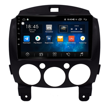 Car Radio Android for Mazda 2 2007-2014