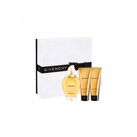 AMARIGE GIVENCHY EDT 100ML + SHOWER GEL 75ML + BODY LOTION 75ML