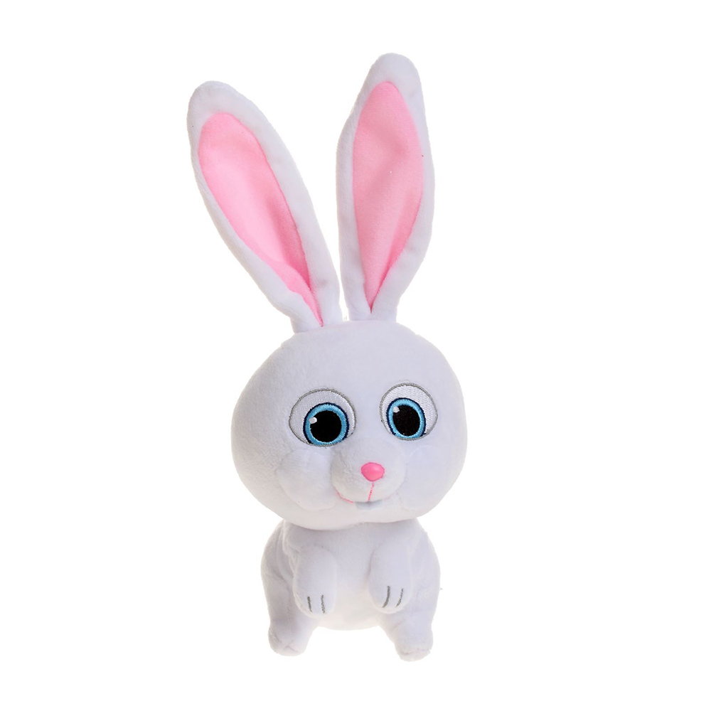 Soft Toy The Secret Life Of Pets Rabbit Snowball