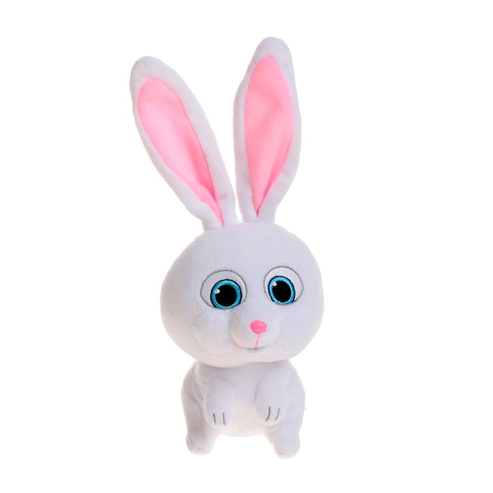 Soft Toy The Secret Life Of Pets Rabbit Snowball