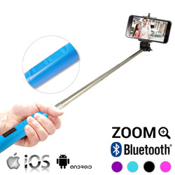 Bluetooth Selfie Stick with Zoom