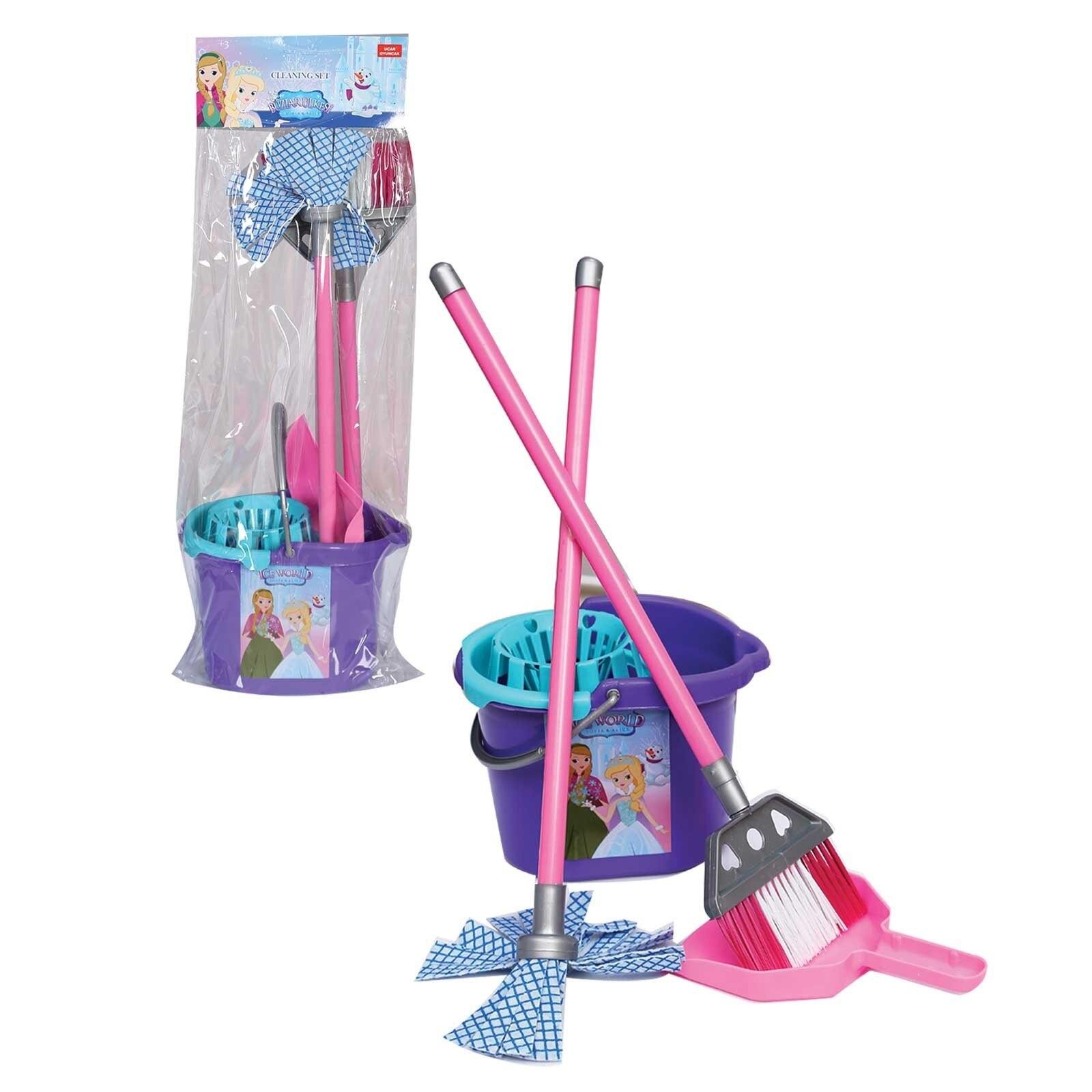 Ebebek Uçar Oyuncak Ice Country Cleaning Set