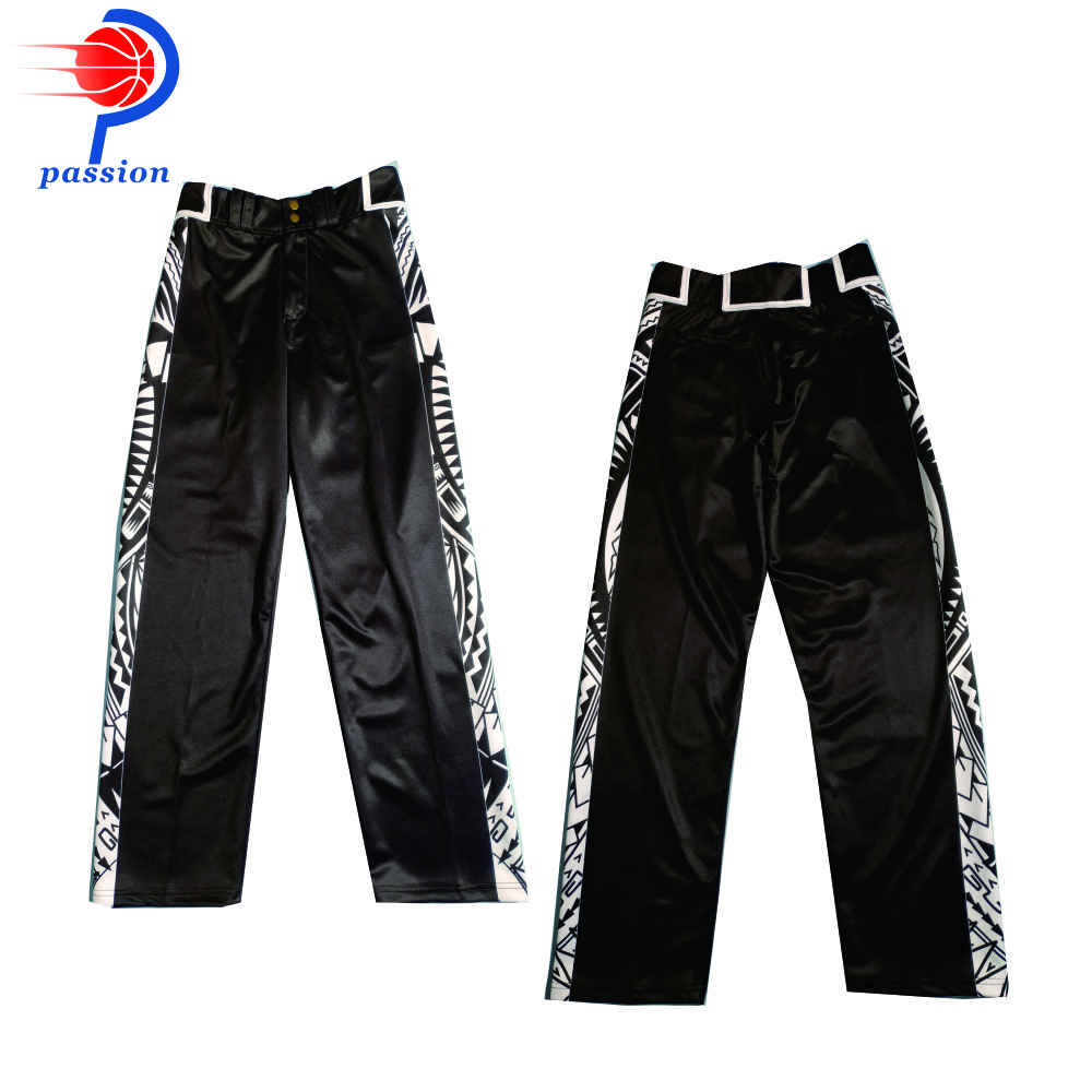 Pantalones De Beisbol Negros Con Estampado Personalizado Para Hombre Baseball Pants Pants For Menmen Baseball Pants Aliexpress