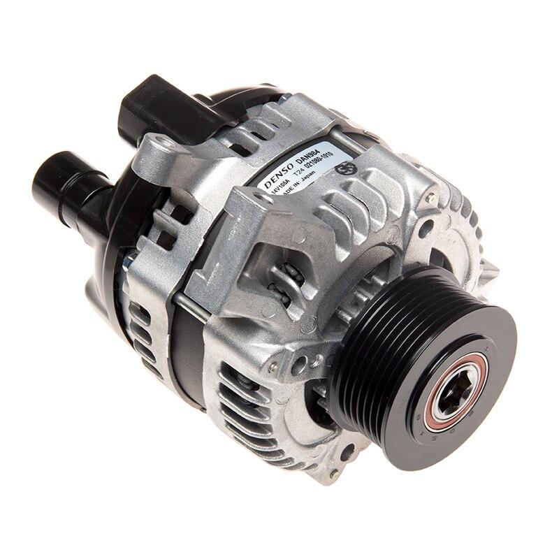 цена For Generator Honda (105A; pulley D-70 mm. 7 рёб. 14 V/12 V) DAN984 онлайн в 2017 году