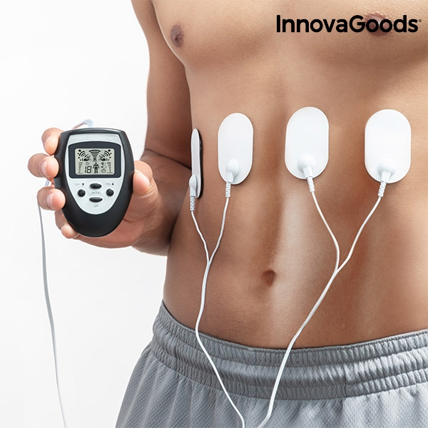InnovaGoods Muscle Stimulator Muscle Electrostimulator Pulse Abs Stimulator Ab Stimulator Freeshipping From Spain
