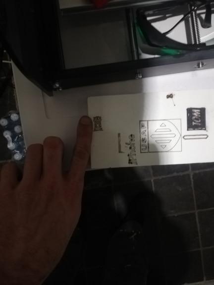 CNC 3018 Pro Max 5500mW photo review