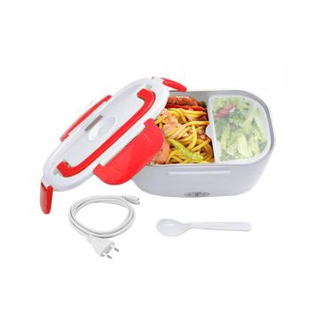 Calentador de comida portátil para Tartas, lata, ELECTRICA, TUPPER