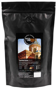 Свежеобжаренный tarragon tamer coffee in grains, 1 kg