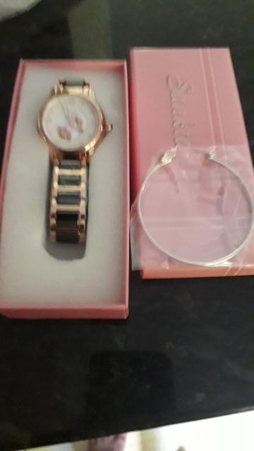 -- Relógios Quartzo Mulheres