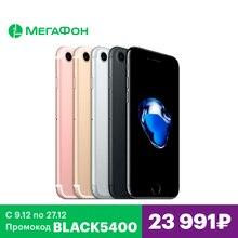 Смартфон Apple iPhone 7 32GB [Ростест,, не восстановленный, SIM любых операторов, официальная гарантия]