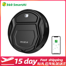 360 smartai 11max robô aspirador de pó wifi app controle voz 1500pa vida carregamento automático 110min robô limpeza doméstica aspirador