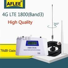 Усилитель сигнала мобильного телефона 70db fdd lte 1800 4g 2g