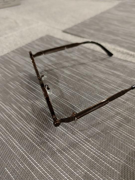 משקפי שמש מותג מוביל לגברים דגם 1989 photo review