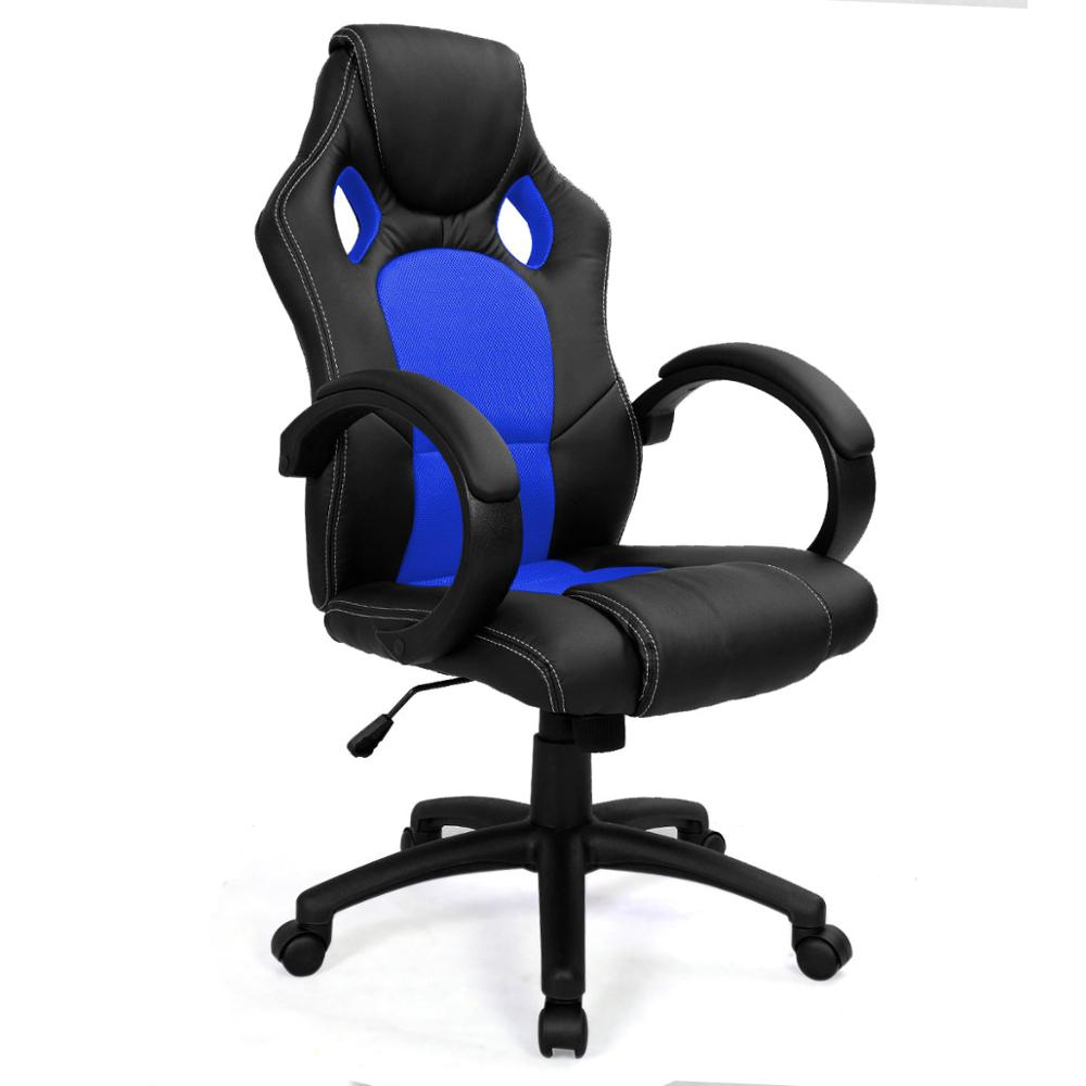 SOKOLTEC Computer Chair E-Sports Office Chair Home Leisure Comfortable Can Lie Down On The Students Write Lift Turn Sedentary