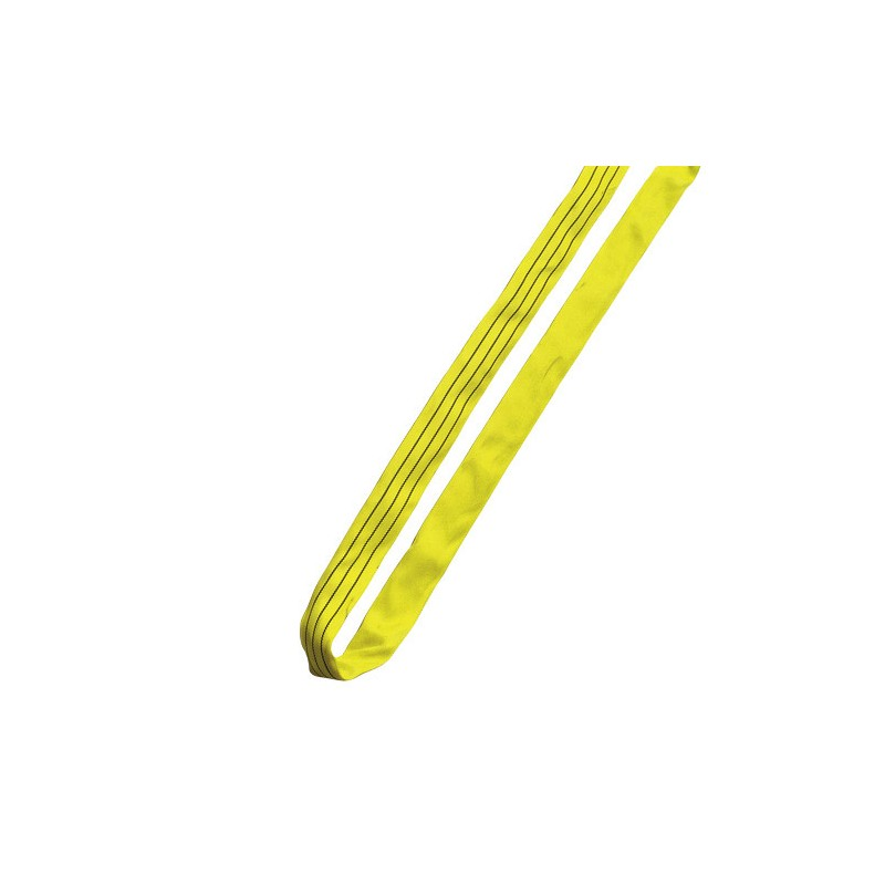 Sling Flat Dual Band 3000Kg./6 Meters Yellow
