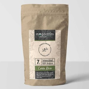 Costa Rica Tarrazú Mogorttini Single Origin. Coffee beans 500gr.