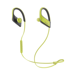 Bluetooth Sports Headset with Microphone Panasonic RP-BTS30E Yellow