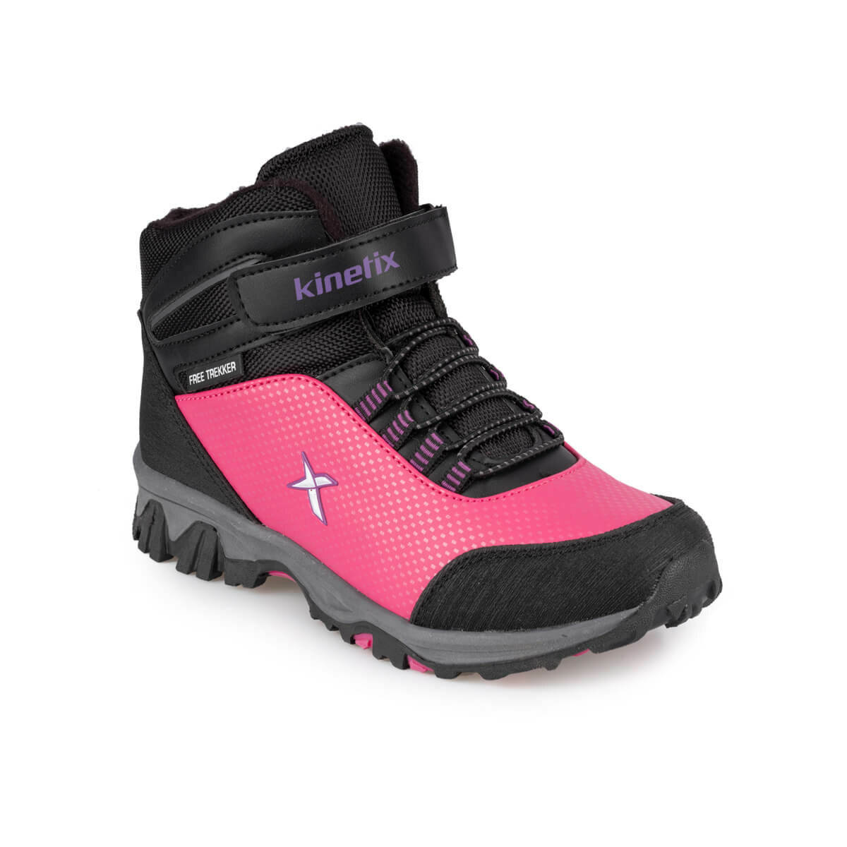 FLO ROHA 9PR Fuchsia Girls Child Outdoors KINETIX