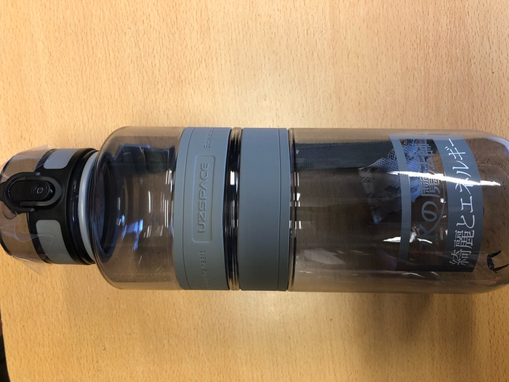 Water Bottle 500/1000ml BPA Free Popular Gray Men Outdoor Sport Travel shaker Drink My Bottle Leakproof Plastic Fruit Tea Bottle|Water Bottles| |  - AliExpress