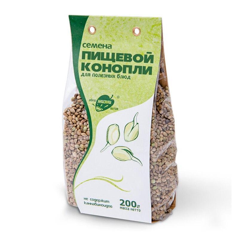 Семена конопли пищевой Образ Жизни Алтая 200 гр|Семечки|   | АлиЭкспресс