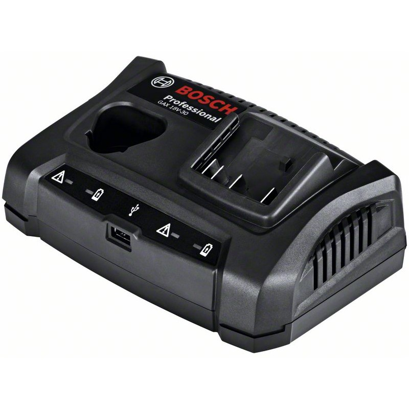 BOSCH Charger GAX 18V 30|Electric Drills| |  - title=