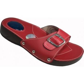 Komfort w stylu palucha (kostny Spurs) i są ostrogi pięty kapcie dorywczo klapki damskie czerwony kobiet miękkie sezon 2020 nowe obuwie tanie i dobre opinie Style Comfort Płótno