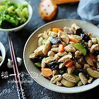杂粮炒莜麦猫耳朵的做法图解16