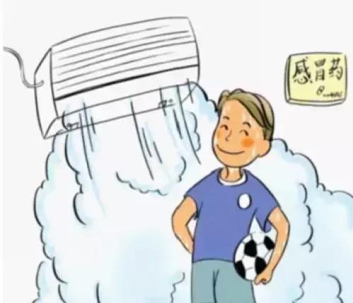 """夏季""""热""""着过才健康养生!这些年夏季原先都过失了"""