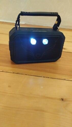 -- Bluetooth Speaker Estéreo