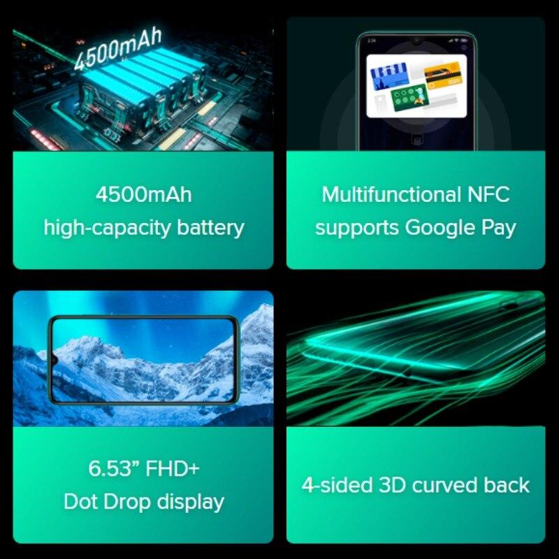 Global Version Xiaomi Redmi Note 8 Pro 128GB ROM 6GB RAM (Brand New / Sealed) note 8 pro, note8pro, note8 Smartphone Mobile