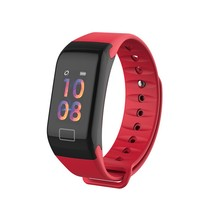 F1 Plus Smart Band Blood Pressure Waterproof Color Screen activity bracelet Fitness Tracker fitness heart rate monitor