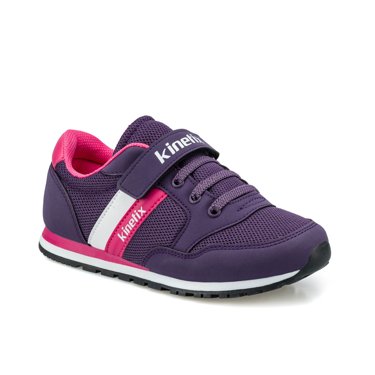 FLO PAYOF Purple Female Child Running Shoes KINETIX