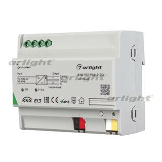 025542 INTELLIGENT ARLIGHT Power Supply Tire KNX-902-PS640-DIN (230V 640mA) ARLIGHT 1-pc