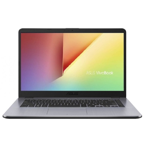 "Notebook Asus X505BA-BR496 15,6"" A6-9225 4 GB RAM 256 GB SSD Grey"