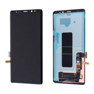 Image 5 - Сменный сенсорный ЖК экран Ori, для SAMSUNG Galaxy Note 8 9, Super AMOLED, OEM