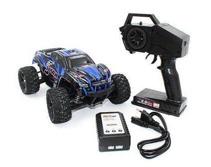 RC voiture Remo passe-temps Smax 1:16 4WD RH1631 monstre sur le avec électronique