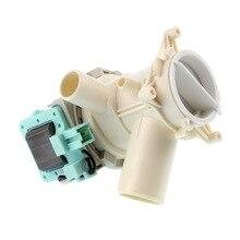 Substituição da bomba de drenagem da máquina de lavar roupa para beko wml16106p, wml16126p, wtc5701b0, wtv8712xsw, wtv8712xw, wmi71241 2880401800