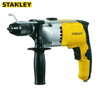 Impact drill Stanley STDH8013C RU metal drilling construction tool construction accessory delivery from Russia