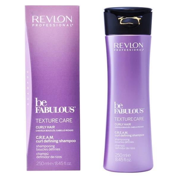 Nourishing Shampoo Be Fabulous Revlon