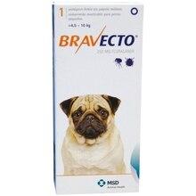 BRAVECTO DOG 1 сжатый MSD 20 до 40 кг 1000 MGR